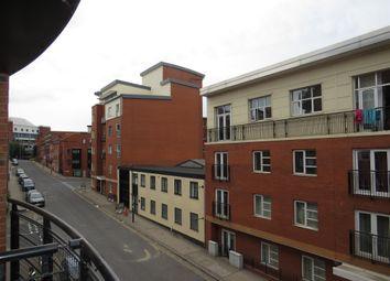 Thumbnail 1 bed flat for sale in Edward Street, Birmingham