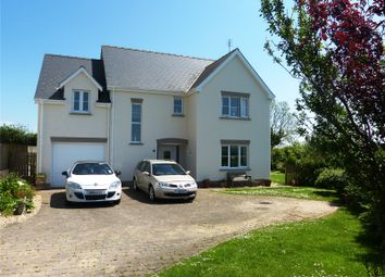 Thumbnail 5 bed detached house for sale in Parc Rhosyn, Red Roses, Whitland