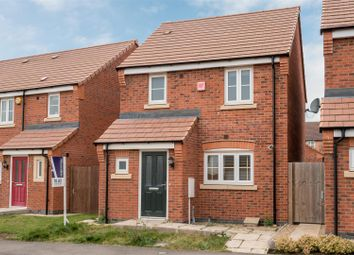 Thumbnail 3 bedroom detached house to rent in Aitken Way, Loughborough