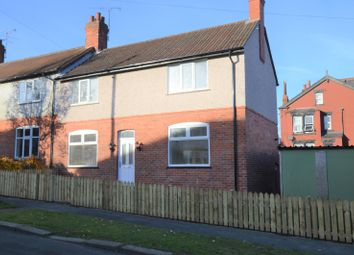 Thumbnail 3 bed semi-detached house for sale in Roman Crescent, Leeds