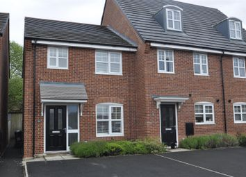 3 bed mews house for sale in Gregory Street, Hyde SK14