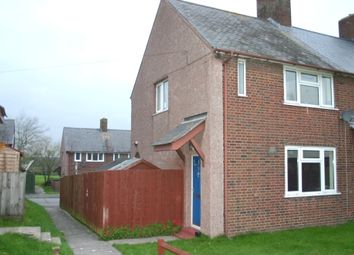 Thumbnail 2 bed end terrace house to rent in Partridge Road, St Athan, Barry