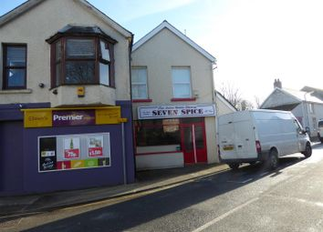 Thumbnail Commercial property for sale in Magdelene Street, Merlins Bridge, Haverfordwest