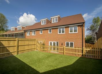 Thumbnail 2 bed semi-detached house for sale in Cleeve Down, Goring On Thames, Reading