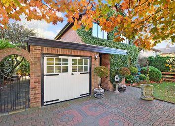 Thumbnail 4 bed detached house for sale in Ellis Way, Herne Bay, Kent