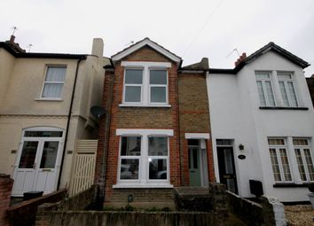 Thumbnail 3 bedroom terraced house to rent in Victoria Road, Bromley