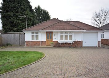 Thumbnail 3 bed detached bungalow for sale in Lower Blandford Road, Broadstone