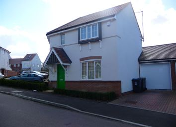 Thumbnail 3 bedroom detached house to rent in Clappers Lane, Watton At Stone, Hertford