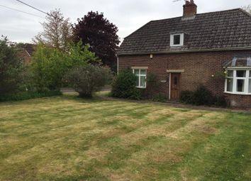 Thumbnail 2 bedroom detached house to rent in Main Road, Winterbourne Dauntsey, Salisbury