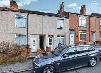 Thumbnail 2 bed terraced house for sale in Birkland Street, Mansfield, Nottingham, Nottinghamshire