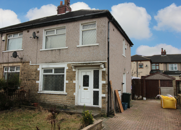 Thumbnail 3 bed semi-detached house for sale in Avenue Road, Bradford, West Yorkshire
