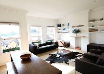 Thumbnail 2 bed flat to rent in Burlington Road, Fulham, London