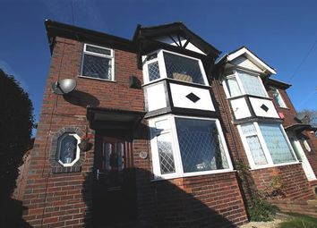 Thumbnail 3 bedroom semi-detached house for sale in Northcote Avenue, Hartshill, Stoke-On-Trent