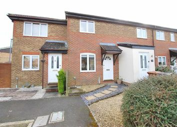 Thumbnail 2 bed terraced house to rent in Middlesborough Close, Stevenage, Herts