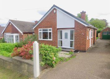 Thumbnail 2 bed detached bungalow for sale in Waddington Drive, West Bridgford, Nottingham