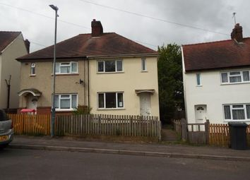 Thumbnail 3 bed semi-detached house for sale in Black-A-Tree Road, Nuneaton, Warwickshire