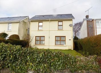 Thumbnail 3 bed detached house for sale in Greenfield, Main Road, Coychurch, Bridgend.