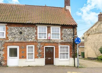 Thumbnail 1 bedroom terraced house for sale in London Street, Swaffham, Norfolk