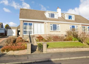 Thumbnail 3 bed semi-detached house for sale in Scotland Drive, Dunfermline