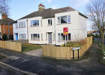 Thumbnail 4 bed semi-detached house for sale in Millfields Avenue, Hillmorton, Rugby