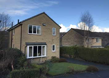 Thumbnail 4 bed detached house for sale in Broombank, Huddersfield, West Yorkshire