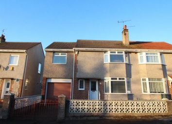 3 bed semi-detached house for sale in Crovie Road, Glasgow, Lanarkshire G53