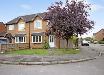 Thumbnail 3 bed semi-detached house for sale in Elm Park, Royal Wootton Bassett, Wiltshire