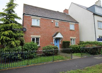 Thumbnail 4 bedroom detached house for sale in Redhouse Way, Swindon