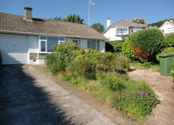 Thumbnail 2 bed bungalow to rent in Tredarvah Road, Penzance, Cornwall