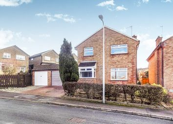Thumbnail 4 bed detached house for sale in The Spinney, Brackla, Bridgend.