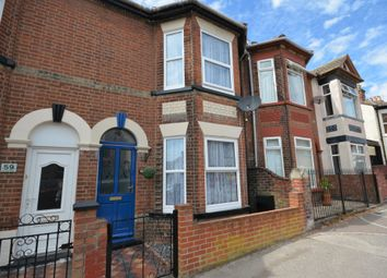Thumbnail 3 bed terraced house for sale in Oxford Road, Lowestoft