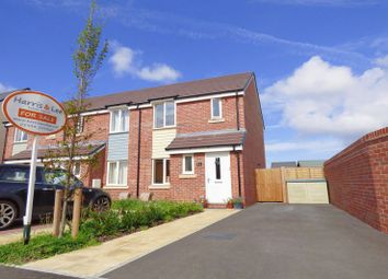 Thumbnail 2 bed end terrace house for sale in Wayfarer Close, Hayward Village, Weston-S-Mare