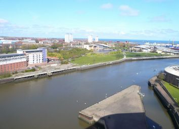 Thumbnail 2 bed flat to rent in Echo Building, West Wear Street, Sunderland, Tyne And Wear