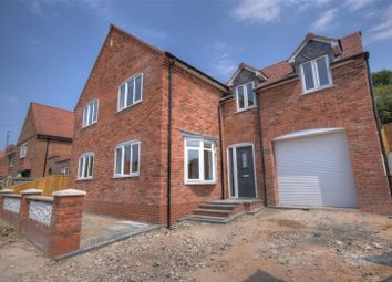 Thumbnail 4 bed detached house for sale in West View, Langtoft, Driffield