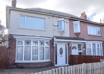 Regent Road, Middlesbrough TS4. 3 bed semi-detached house for sale