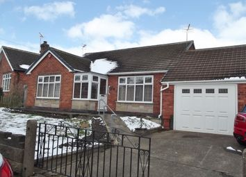 Thumbnail 3 bed bungalow for sale in Rockley Avenue, Newthorpe