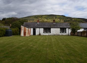 Thumbnail 1 bed semi-detached bungalow for sale in 7 Hayfield Cottages, Auldgirth