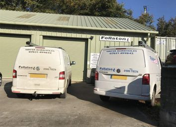 Thumbnail Commercial property for sale in Grange Hill Industrial Estate, Bratton Fleming, Barnstaple