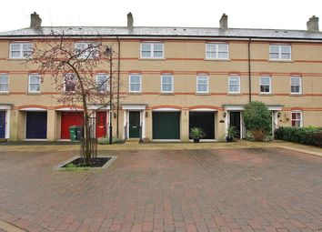 Thumbnail 3 bed town house for sale in The Castings, Earls Colne, Essex
