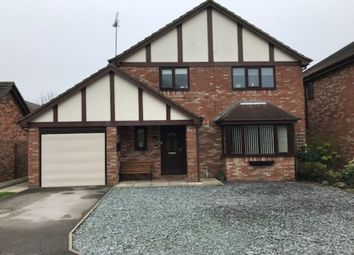 Thumbnail 4 bed detached house for sale in Gowdall Way, Howden, Goole