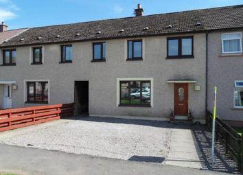 Thumbnail 3 bed terraced house for sale in Castle Break, Ecclefechan, Lockerbie