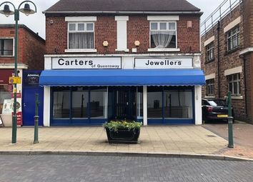 Thumbnail Retail premises for sale in 16-18 Queensway, Crewe, Cheshire