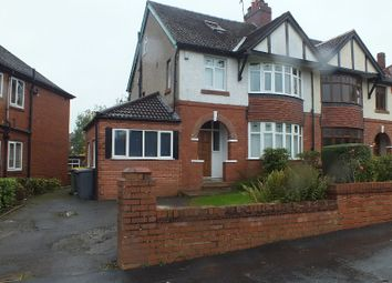 Thumbnail 7 bed semi-detached house to rent in St. Chads Drive, Leeds