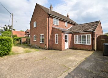 Thumbnail 3 bed detached house for sale in Druids Lane, Litcham, King's Lynn