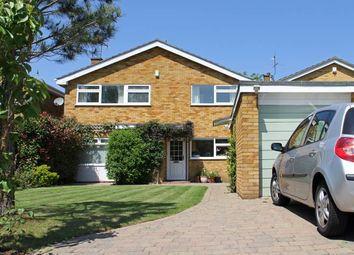 Thumbnail 4 bed detached house for sale in Westfields, St.Albans
