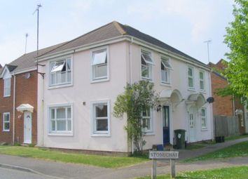 Thumbnail 2 bed terraced house to rent in Watermeadow, Aylesbury