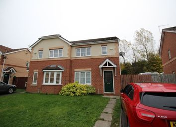 Thumbnail 3 bed semi-detached house to rent in Angus Crescent, North Shields
