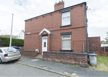 2 bed end terrace house for sale in Owram Street, Barnsley S73