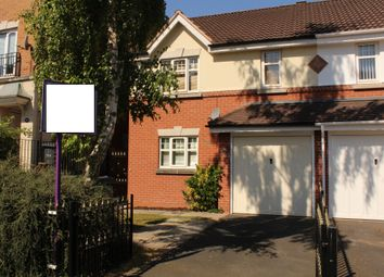 Thumbnail 3 bed semi-detached house for sale in Oxford Way, Tipton