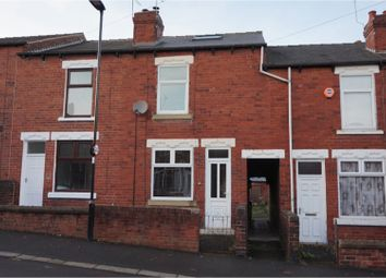 Thumbnail 2 bedroom terraced house for sale in Balmoral Road, Sheffield